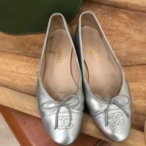 CHANEL Shoes - Chanel Flats
